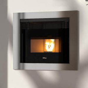 Top Fire 70 Inbouw pelletkachel 11Kw