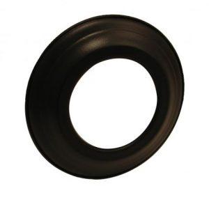 Rookkanaal pelletkachel, Rozet ø 80mm (silicone)